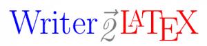 writer2latex